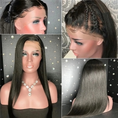 Real HD Lace Wig Invisable 200% Density Swiss Dream Hd Transparent 13x4 Lace Front Wig